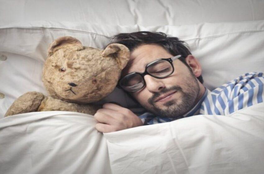 Perché non possiamo fare a meno di dormire con le coperte?