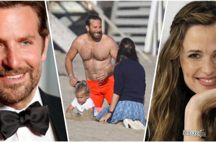 """Bradley Cooper e Jennifer Garner """"affiatati e intimi"""" a Malibu"""