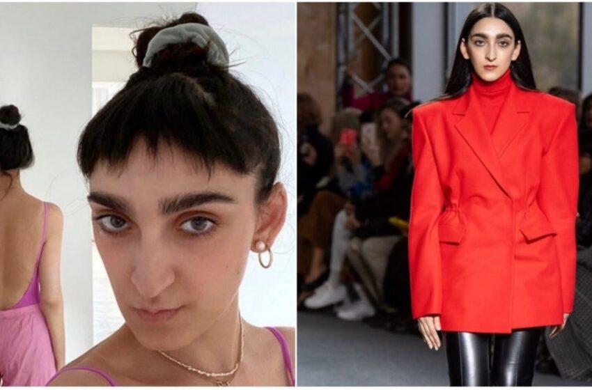 Bodyshaming, modella di Gucci insultata per la sua bellezza anticonvenzionale