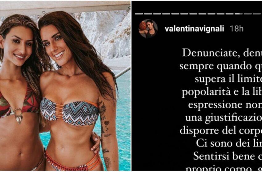 """""""Lo skipper ci ha fotografato le parti intime mentre dormivamo"""" la denuncia di Valentina Vignali"""