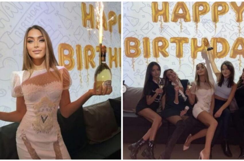 Elisa De Panicis elude le norme Covid e dà un party in hotel con amici: è polemica