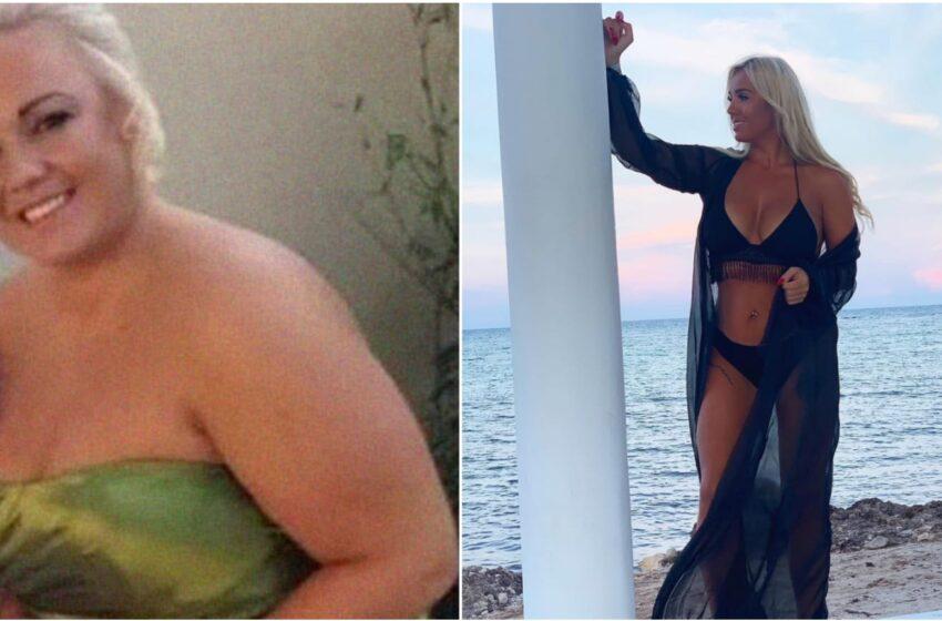 """Lasciata perché """"troppo grassa"""", perde 50 kg e vince Miss Gran Bretagna 2020"""
