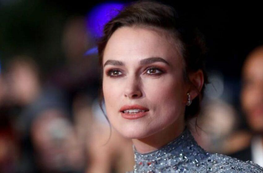 Keira Knightley rifiuta di girare scene di sesso dirette da uomini
