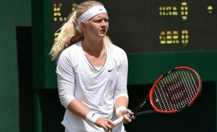 L'impresa di Francesca Jones: 4 dita per mano ma si qualifica agli Australian Open