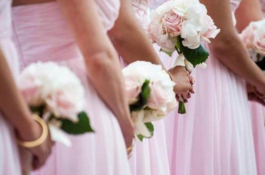 Sposa fa ingrassare le damigelle di nascosto per essere la più magra al matrimonio