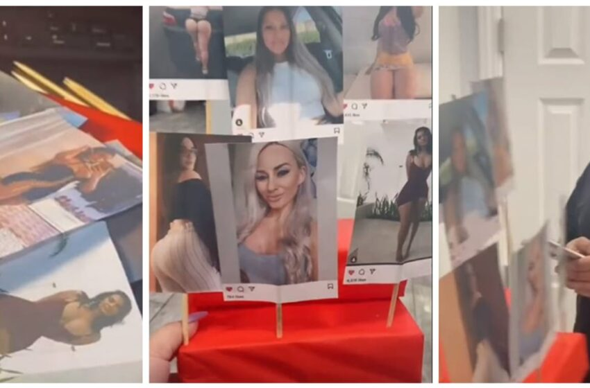 """San Valentino, """"regala"""" al marito le foto delle donne a cui ha messo like su Instagram"""