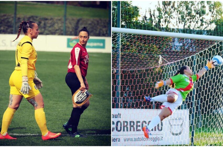 Calcio femminile, al settimo mese di gravidanza riceve rinnovo del contratto