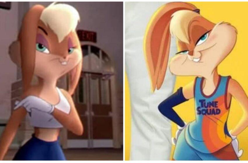 Lola Bunny non sarà sexy nel nuovo Space Jam, il web si divide