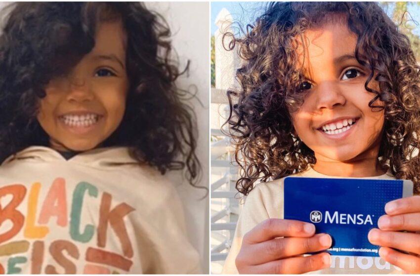 """A 2 anni ha già un QI di 146: Kashe diventa l'iscritta più giovane del """"Mensa"""""""