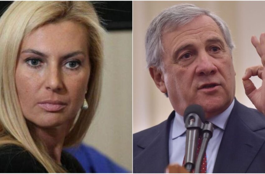 """Biancofiore su Tajani: """"Non ho figli per un tumore, quindi non posso avere una famiglia?"""""""