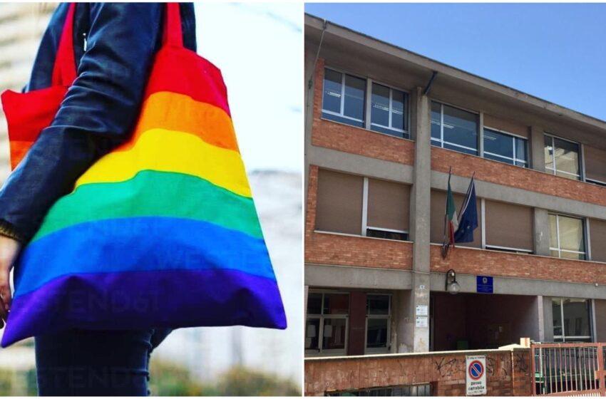 """""""Lesbiche schifose"""" :13enne picchiata fuori da scuola perché aveva borsa arcobaleno"""