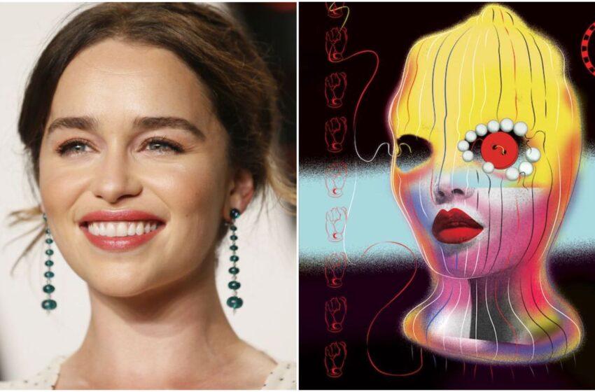 Emilia Clarke crea la prima eroina a fumetti che trae i suoi poteri dalle mestruazioni