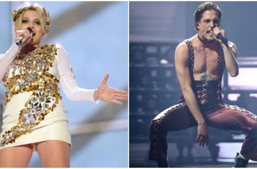"""Emma: """"Massacrata per i miei shorts all'Eurovision, Damiano coi tacchi è ok. È sessismo"""""""