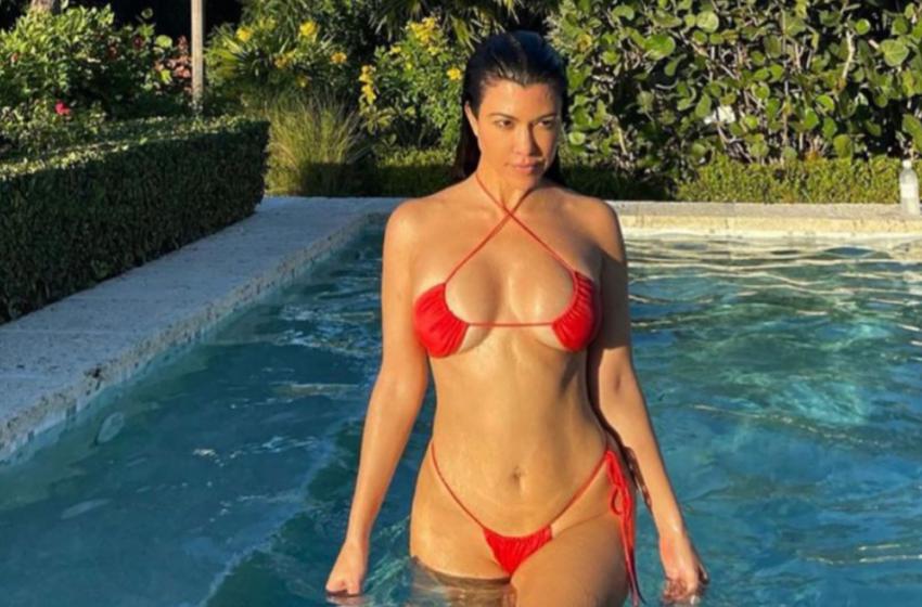 Il trend dell'estate è indossare il bikini al contrario per avere un effetto push up