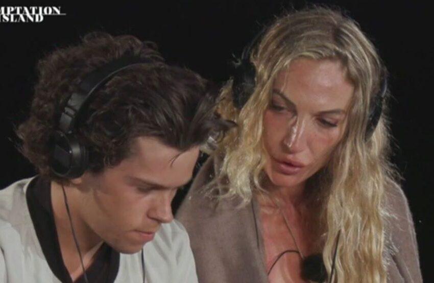 """Temptation Island, il falò di Tommaso e Valentina: """"Ti dimentichi quanto sono malato"""""""