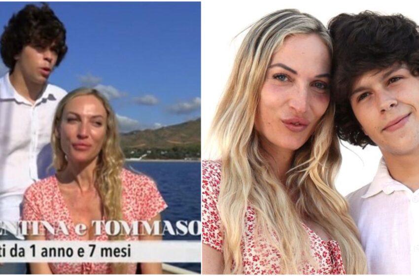 """Temptation Island, Tommaso a Valentina: """"Sei solo mia, devi guardare solo me"""""""