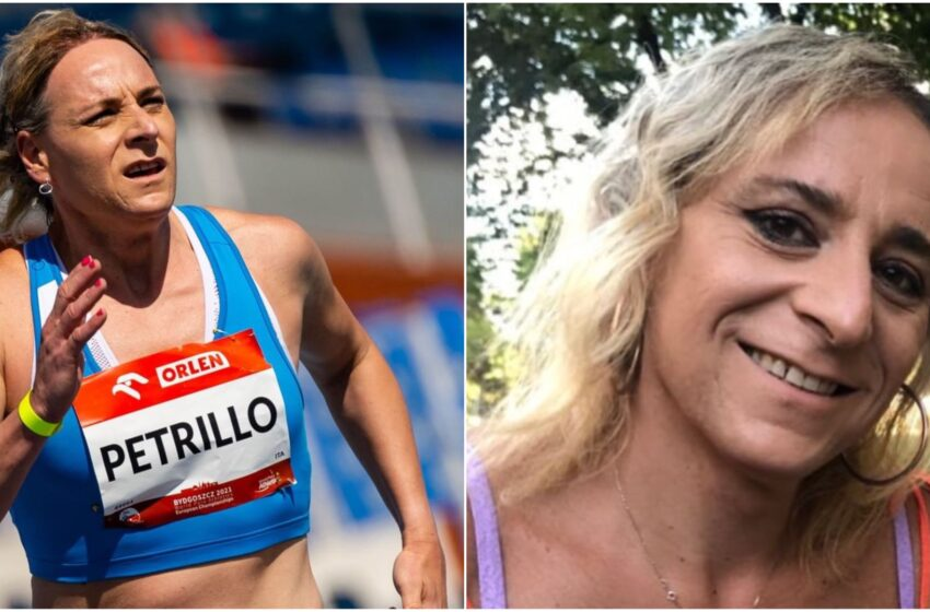 Valentina, la prima atleta transgender a gareggiare tra le donne