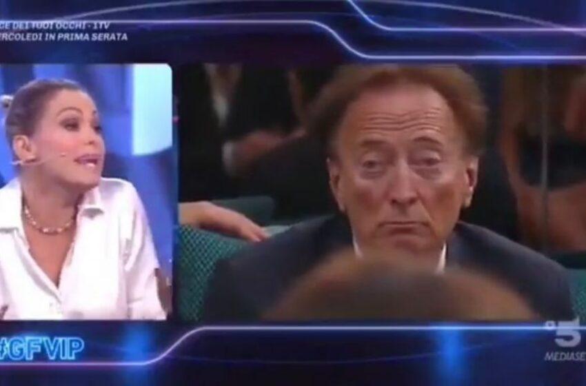 """Goria contro Sonia Bruganelli: """"Non sono un porco, mi farò tutelare dal mio agente"""""""