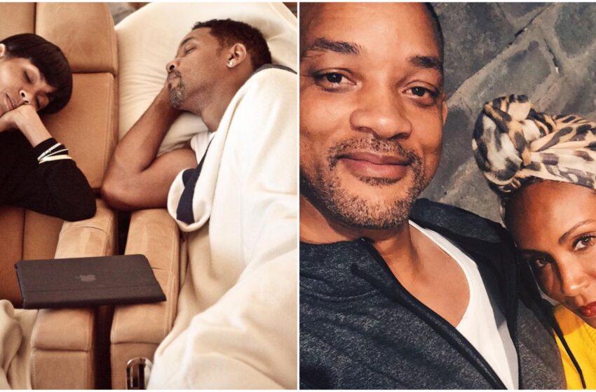 """Will Smith: """"Io e Jada abbiamo scelto il poliamore, sognavo harem con Halle Berry"""""""
